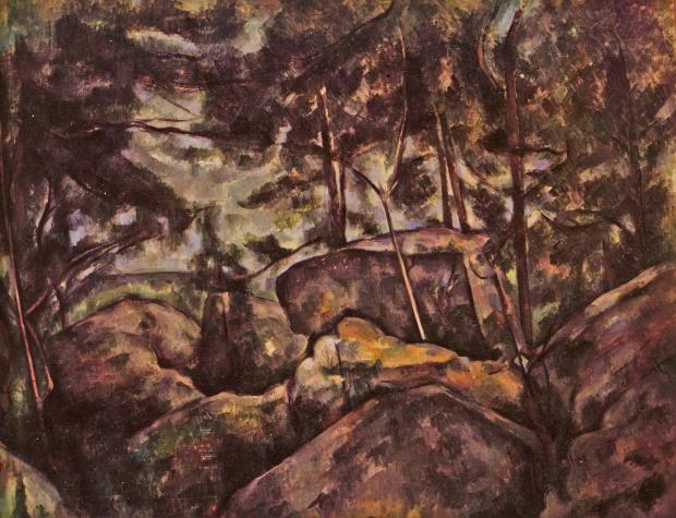 Cézanne-Richers dans la forêt-NY Met1.jpg