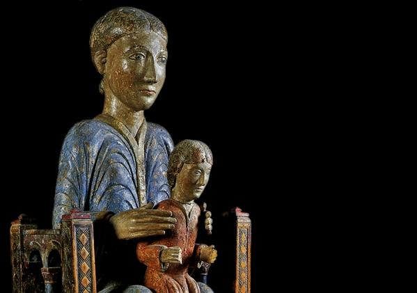 Vierge SteMarie des Chazes1