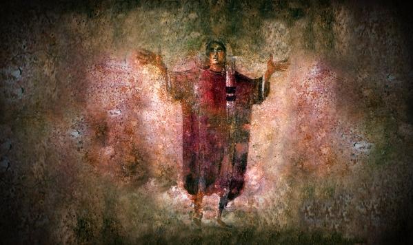 Orante chrétienne motif païenN2.jpg