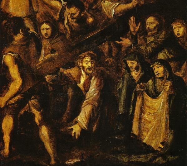 Rembrandt(?)-Chemin Croix Véronique.jpg