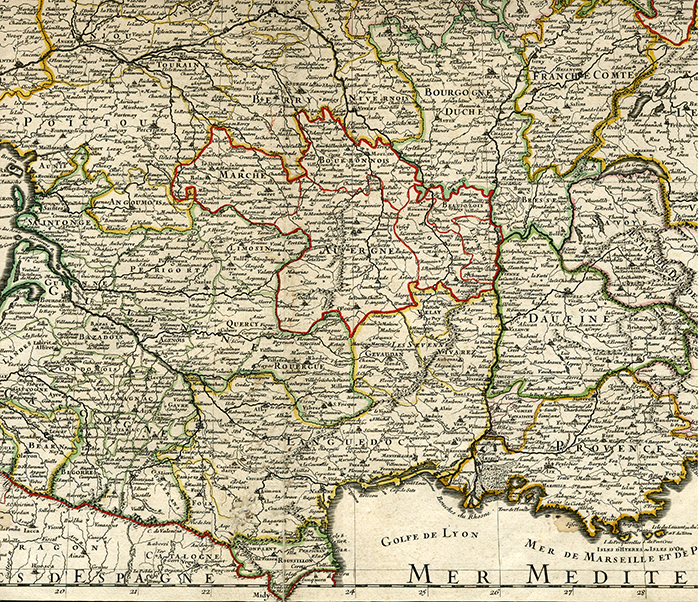 0-Carte France18e-Massif central copie