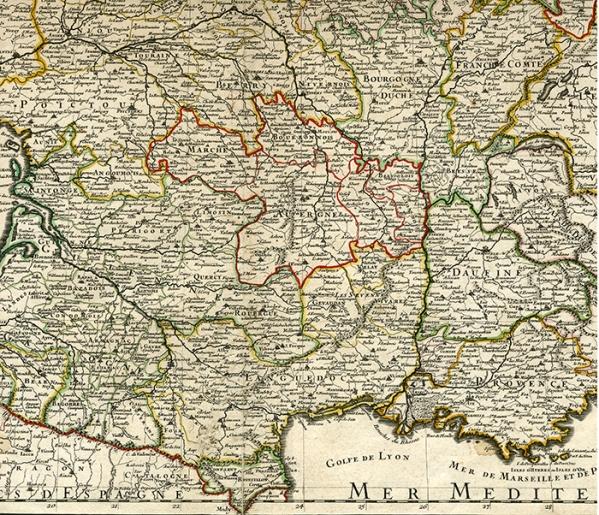 0-Carte France18e-Massif central copie